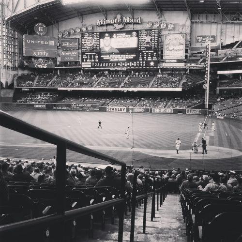 baseball stadium minute maid