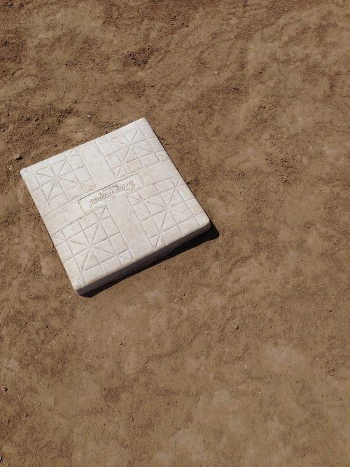 baseball dirt infield
