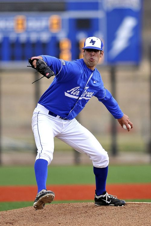 baseball pitcher ball