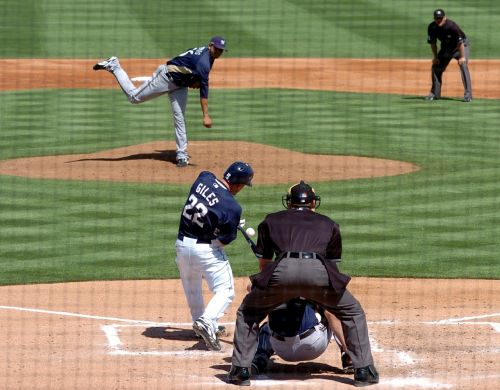 baseball player batter hitter