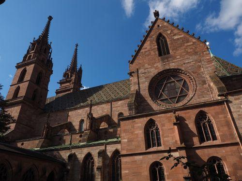 basel cathedral münster basel