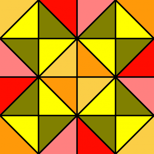 basic tile pattern