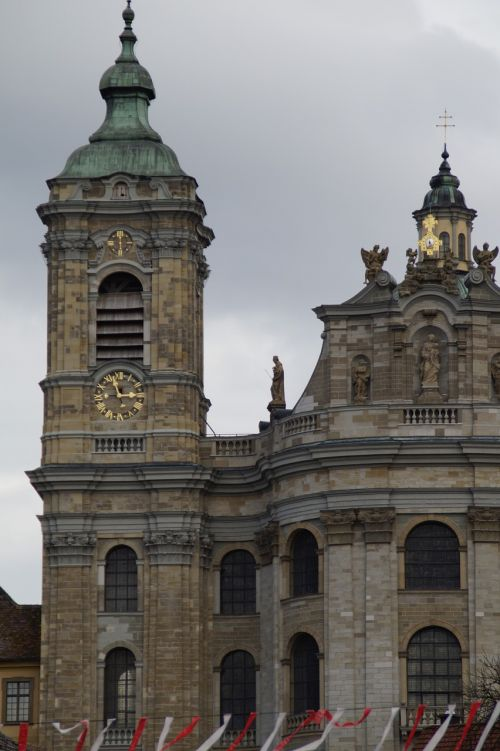 basilica vineyard tower
