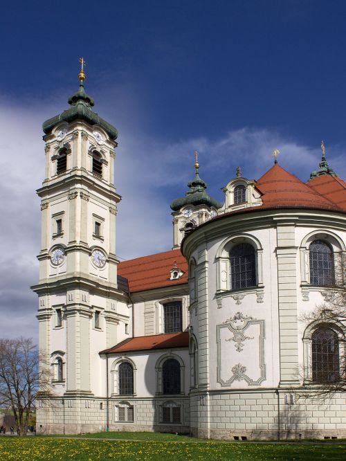 basilica ottobeuren church