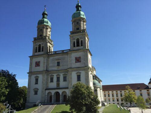 basilica church kempten