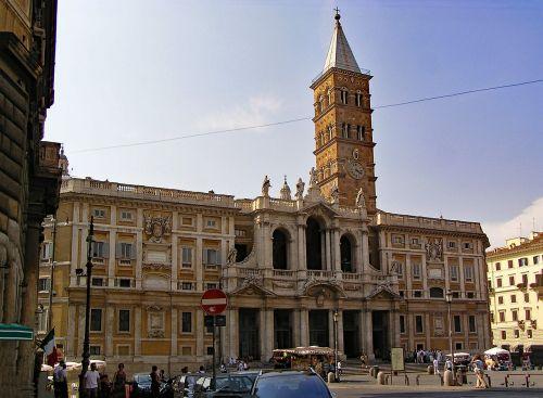 basilica santa maria maggiore rome