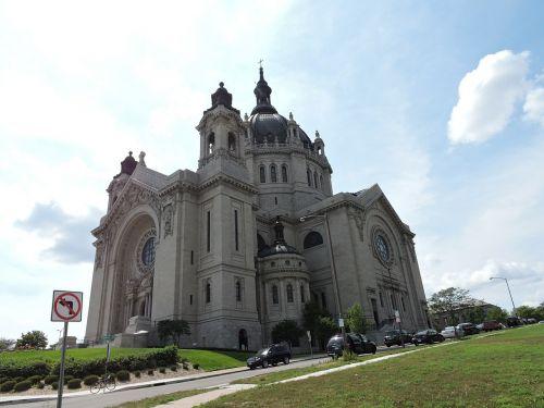 basilica minneapolis dome