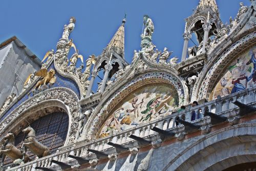 basilica of st brand venice
