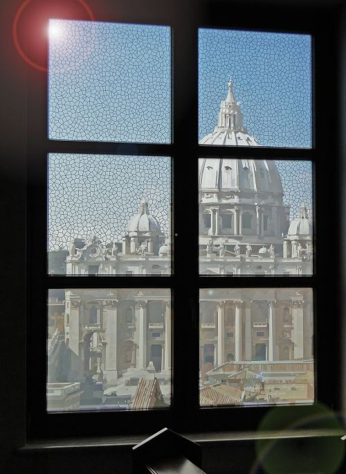 bazilika peter,Roma,Vatikanas,architektūra