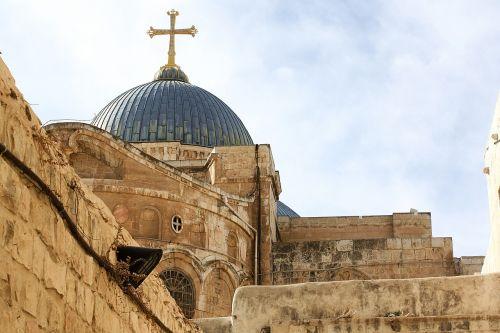 basilica of the holy sepulchre jerusalem israel