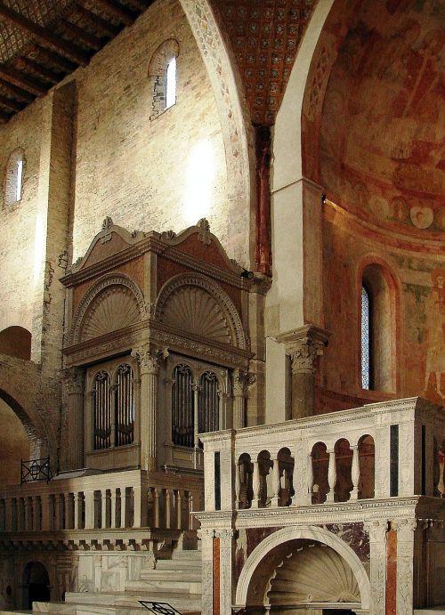 basilica patriarcale acquileia friuli