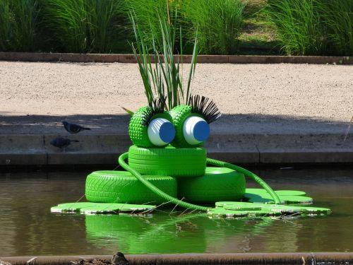 basin original frog