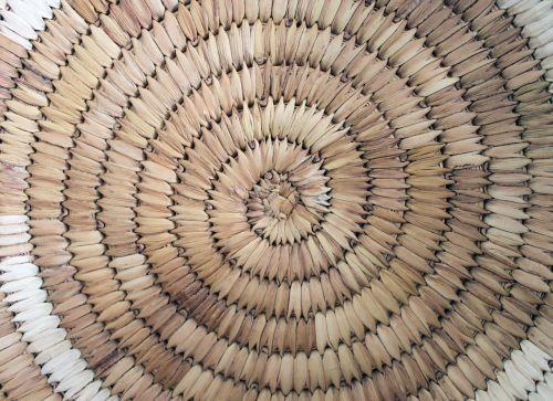 basket texture pattern