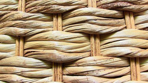 basket background pattern