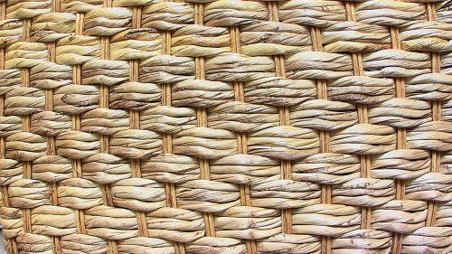 basket braided background