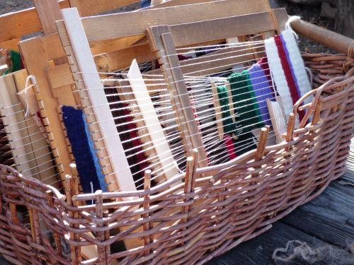 basket weaving weave