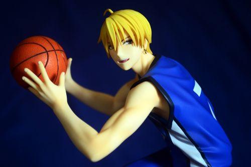 basketball figure anime