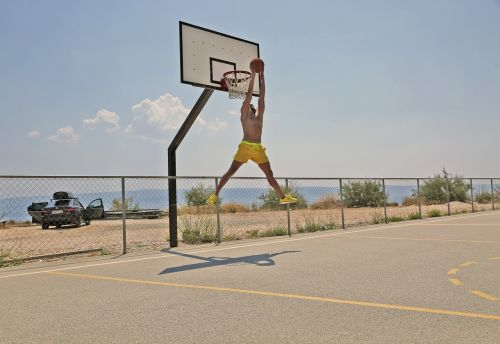 basketball sport game