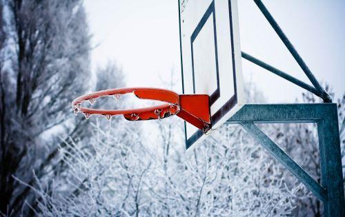 basketball basket the pitch