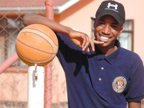basketball young athlete
