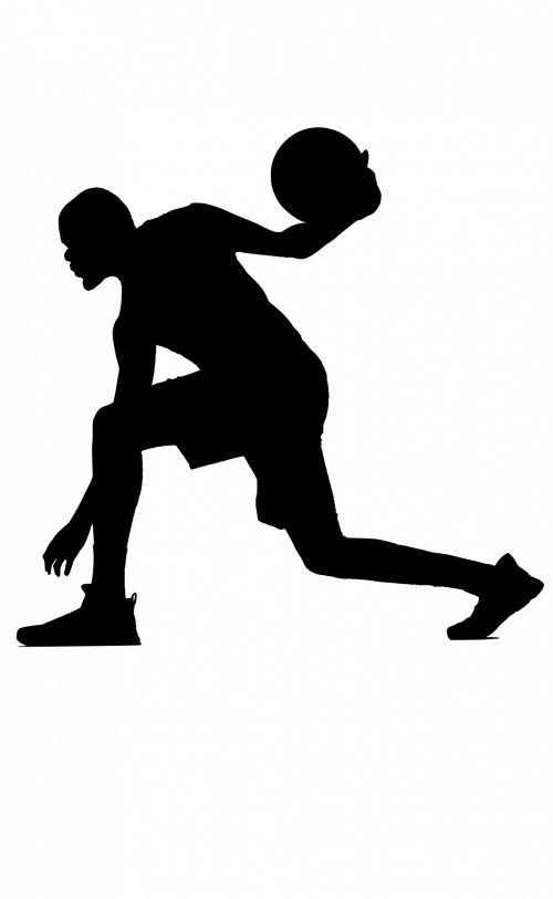 Basketball Silhouette