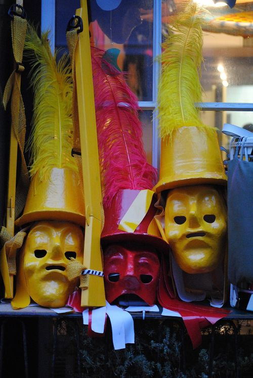 basler fasnacht mask depot
