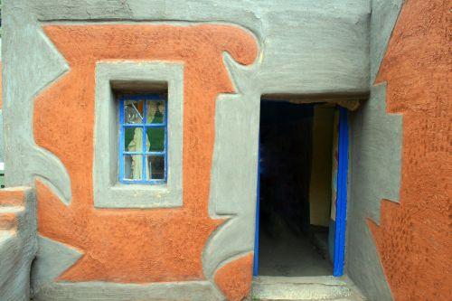 Basotho Home Entrance