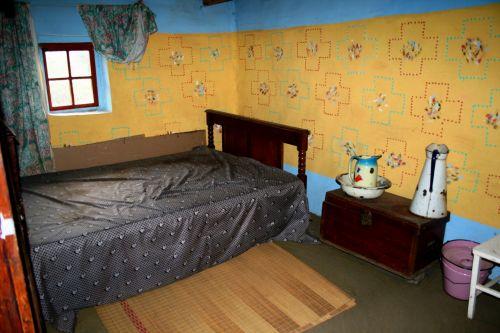 Basotho House, Bedroom