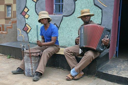 basotho musicians  basotho  men