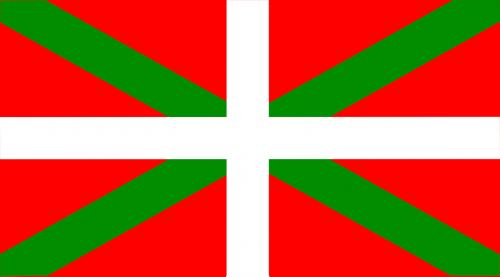 basque flag province spain