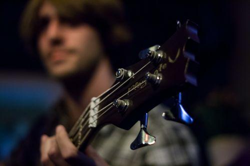 bass bass guitar music