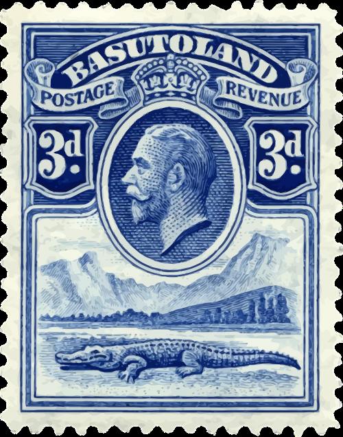 basutoland lesotho post