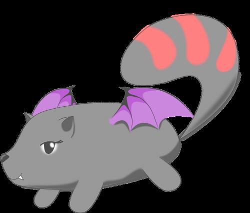 bat cat fictional