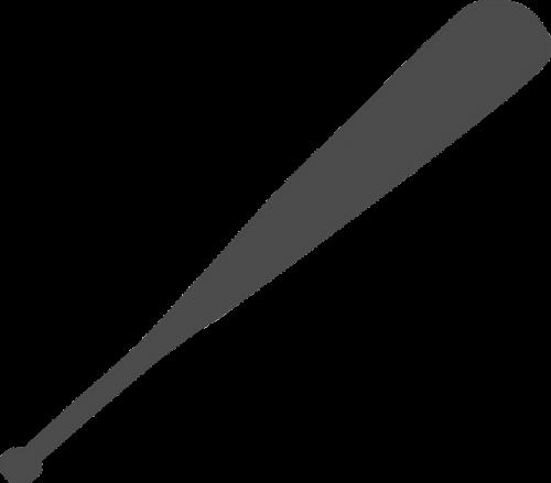 bat baseball log