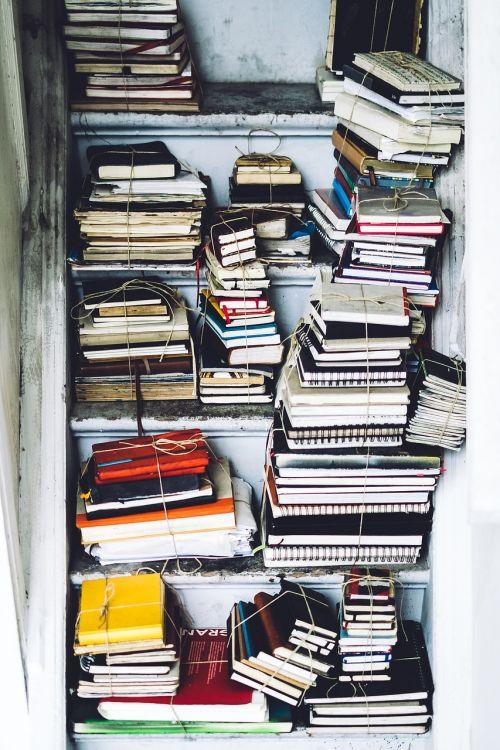 batch bookcase books