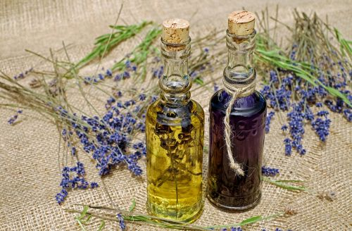bath oil oil lavender