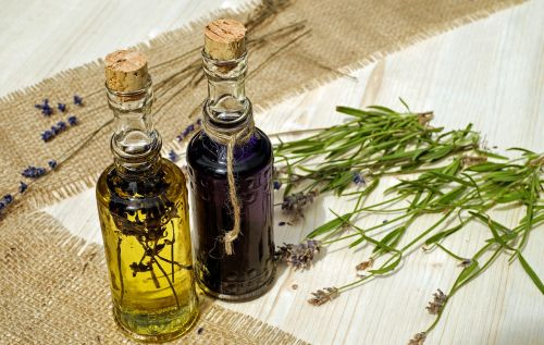 bath oil oil lavender