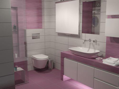 bathroom contemporary washcloset