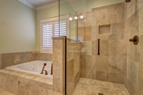 bathroom tile house