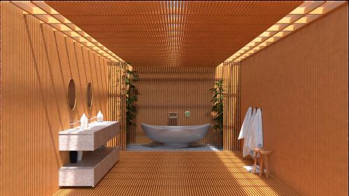 bathroom 3d japanese