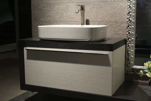 bathroom cabinet sink washbasin