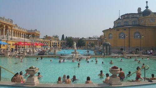 baths thermal széchenyi thermal bath