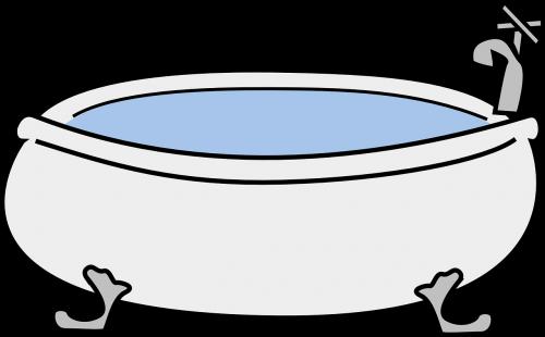 bathtub tub bath