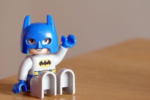 batman toy happy