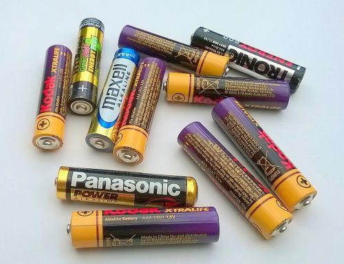 batteries cells power