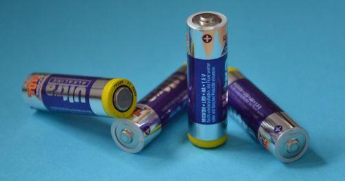 batteries current rechargeable batteries