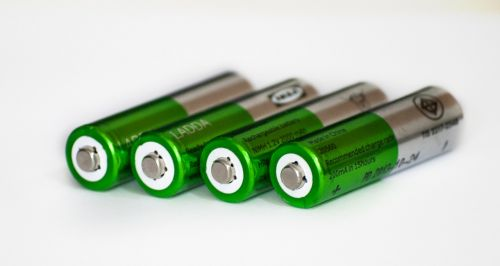 batteries energy rechargeable