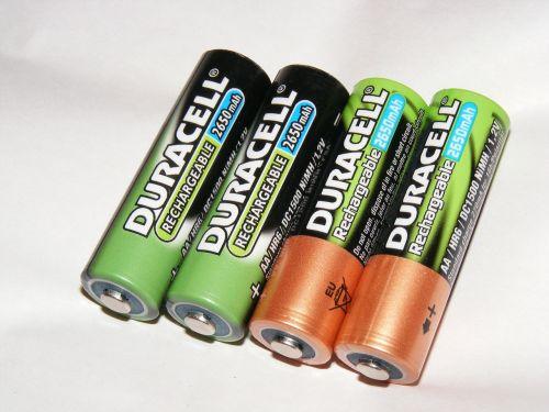 batteries battery duracell