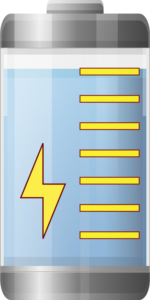 battery cell electricity