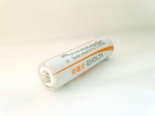 battery panasonic rechargeable